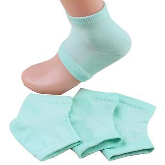 Sock sec dur fissuré de peau hydratant ouvert de récupération d'onteil
