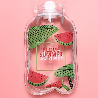 Cute Transparent Water Bottle -  Explosion-proof Portable