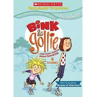 Bink & Gollie & meer verhalen over vriendschap [DVD] USA import