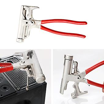 10-in-1 Multi-functional Hammer, Screwdriver Nail Gun, Pipe Pliers Wrench,