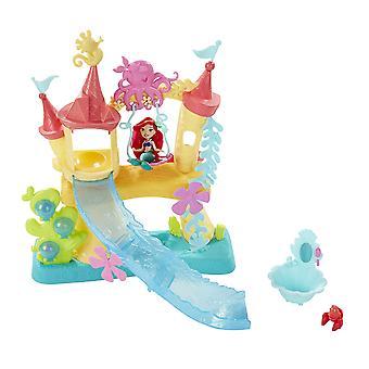 Disney prinses klein koninkrijk ariel'Äôs zeekasteel (multi-color)