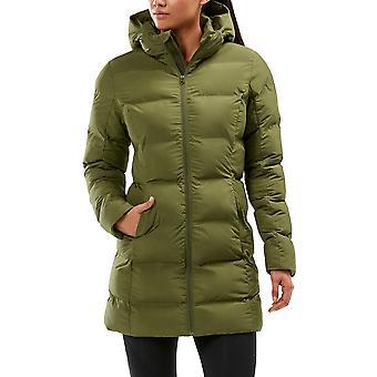 2XU Transit Insulation Longline Women's Jacket