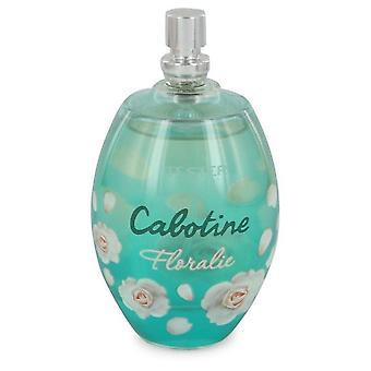 Cabotine Floralie Eau De Toilette Spray (Tester) By Parfums Gres 3.4 oz Eau De Toilette Spray