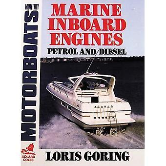 Motores a bordo da Marinha (Lanchas Mensais)