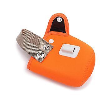 Mjölkvärmare USB-matningsflaska värmekopp set halkskydd isolering väska