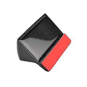 DIY tpms سيارة ضغط الإطارات نظام مراقبة مع شاشة LCD 4 صمام كاب أجهزة الاستشعار بار وحدة psi