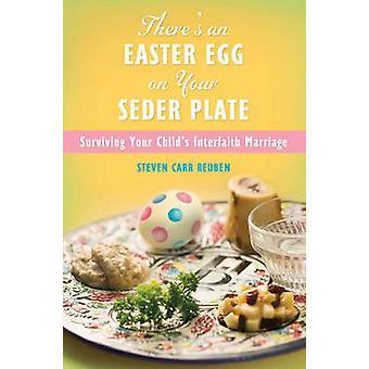هناك'ق بيضة عيد الفصح على لوحة Seder الخاص بك - البقاء على قيد الحياة طفلك & apos;ق Int