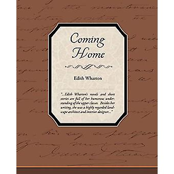 Coming Home by Edith Wharton - 9781438573441 Book
