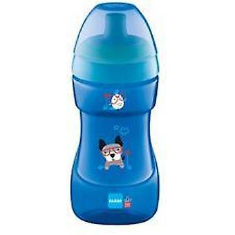 Mam sports cup 330ml blue