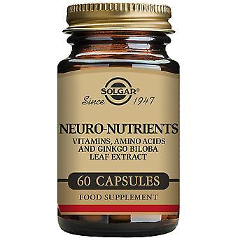 Solgar Neuro ravin teet 30 kapselia