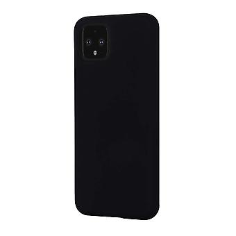 Amzer Shockproof Silicone Skin Jelly Case For Google Pixel 4xl - Black
