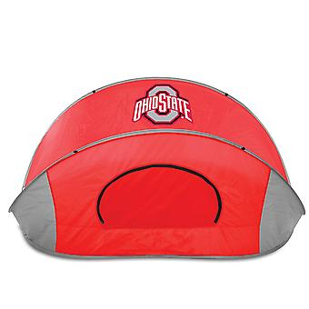 Manta - Red (Ohio State Buckeyes) Digital Print Tent