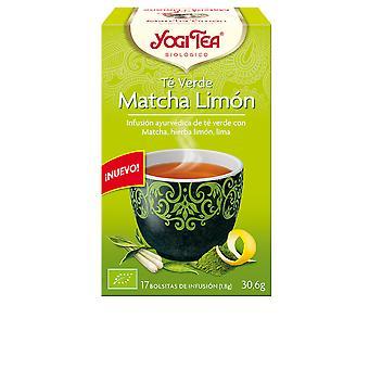 Yogi Tea Té Groene Matcha Limón Infusión 17 X 1,8 Gr Unisex