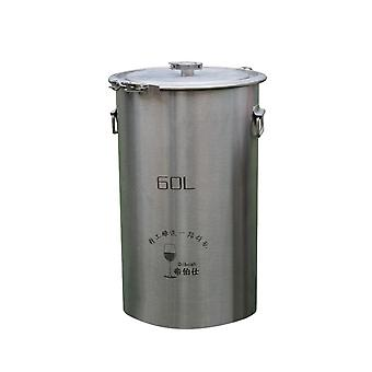 304 Stainless Steel Home Fermenter Barrel 60l With Faucet