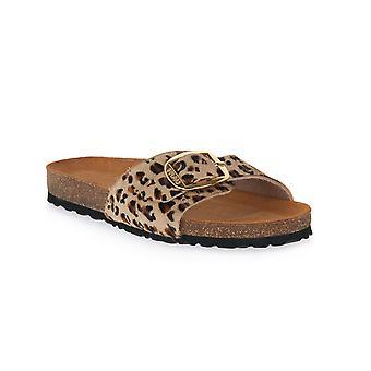 Frau leopard horsy shoes