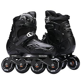 Skates Men And Women, Beginners Full Suit, Adult Roller Skate, Adjustable Shoes