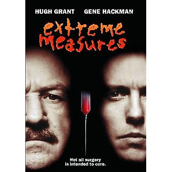Extreme Measures [DVD] Usa:n tuonti