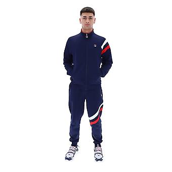 FILA Stance Track Top - Peacoat