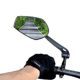 Fiets stuur reflector achteruitkijkspiegel mountainbike elektrische fiets HD breed bereik verstelbare hoeken spiegel