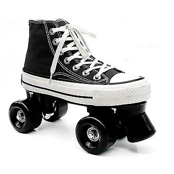 Japy Roller Skates, Double Line Skates, Women Skating Shoes