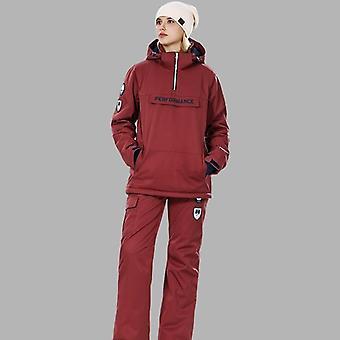 Snowboard Jacket Women Sport Suit