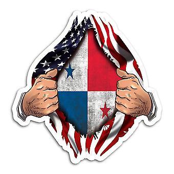 Gift Sticker: Panama Flag