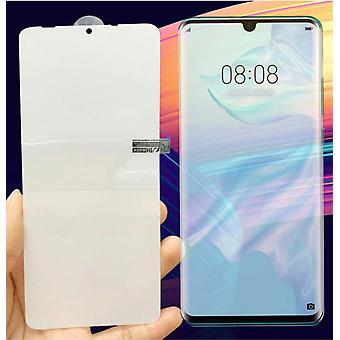 H-basics Protective Film for Samsung Galaxy S20 - Transparent Display Screen Protector Flexible and Flexible Against Scratch and Dirt