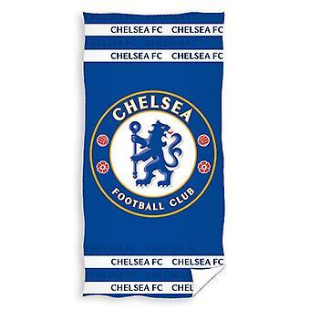 Chelsea FC Crest Håndklæde
