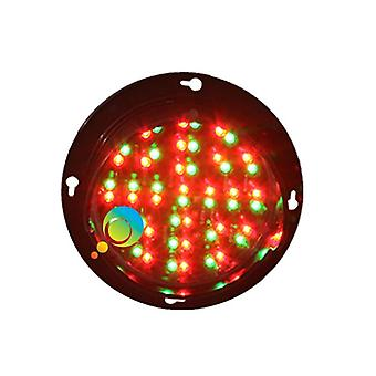 Mini Traffic Light Replacement Ce/rohs Approved 100mm 4 Inch Red Green Traffic