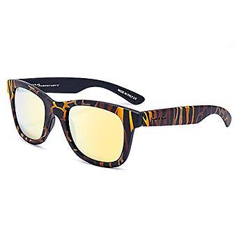 ITALIA INDEPENDENT 0090-ZEF-044 Sunglasses, أورانج (نارانجا), 50.0 للجنسين- الكبار
