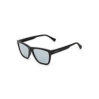 Hawkers Carbon Black Chrome One LS Sunglasses, Black (Negro/Gris), 50 Unisex-Adult