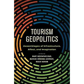 Tourism Geopolitics par Edited by Mary Mostafanezhad &Edited by Matilde Cordoba Azcarate &Edited by Roger Norum