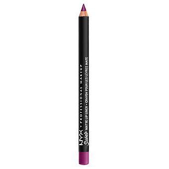 NYX Professional Make Up NYX Suede Matte Lip Liner 1.0g Aria