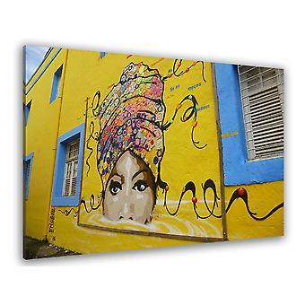 Malowanie sztuki ulicznej olinda querida