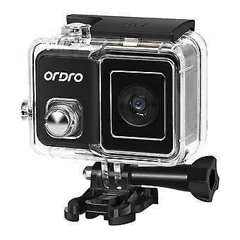Bátor 1 4k sportkamera 60fps 30m Wifi Ptz Rázásgátló 120 fokos széles látószög