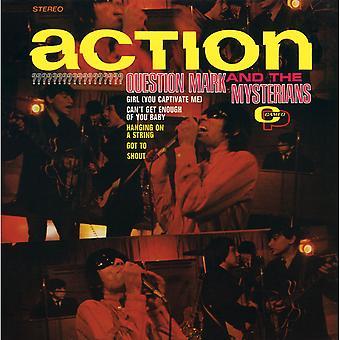 Frågetecken och mysterierna - Action Vinyl