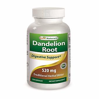 Best Naturals Dandelion Root, 250 Caps