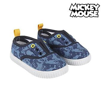 Children's Casual Trainers Mickey Mouse 73550 Navy Blue