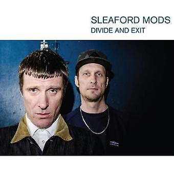 Sleaford Mods - Del og avslutt Vinyl