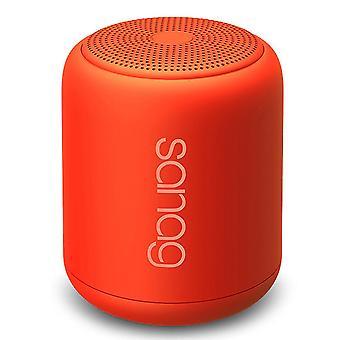 Tragbares wasserdichtes Audio im Freien (Orange)