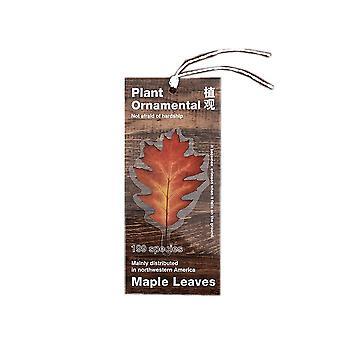 Retro INS Plant Flower PET Waterproof Bookmark Bullet JournalingAccessories Mobile Phone Case Deco