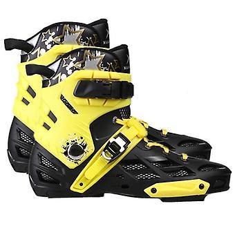 3-4 Wheels Inline Skates Shoes