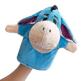Aranyos állat plüssjáték kézi báb mozgatható karokkal - Kézi bábok gyerekeknek minden korosztálynak(S6)