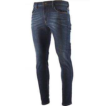 Diesel Blue D-Strukt Regular 30 Leg Jean