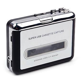 Cinta a PC Super Usb Cassette-to-mp3 Capture Audio Music Player