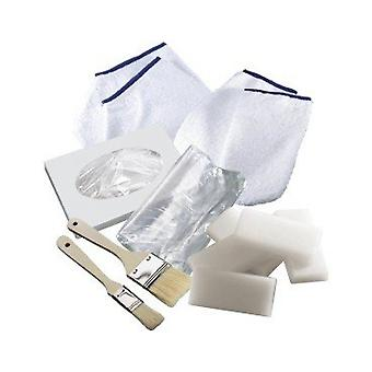 Hive Of Beauty Paraffin Wax & Accessory Pack Moisturising Heat Therapy Treatment