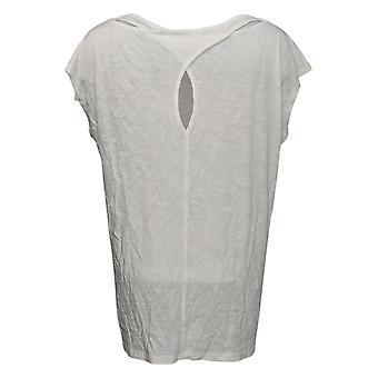G van Giuliana Women's Top Reg Basic T-shirt White 656509