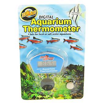 Zoo Med Digital Aquarium -lämpömittari - Digitaalinen akvaariolämpömittari