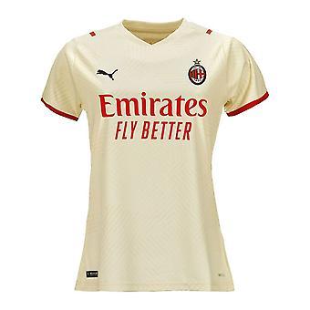 2021-2022 AC Milan Away Shirt (Ladies)