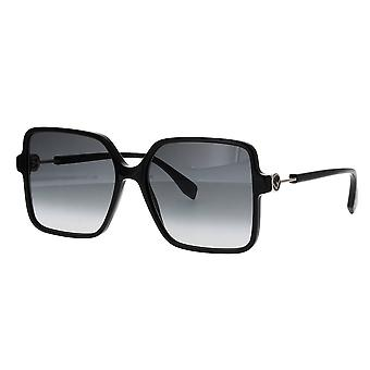 Fendi FF0411/S 807/9O svart/mørk grå gradient solbriller